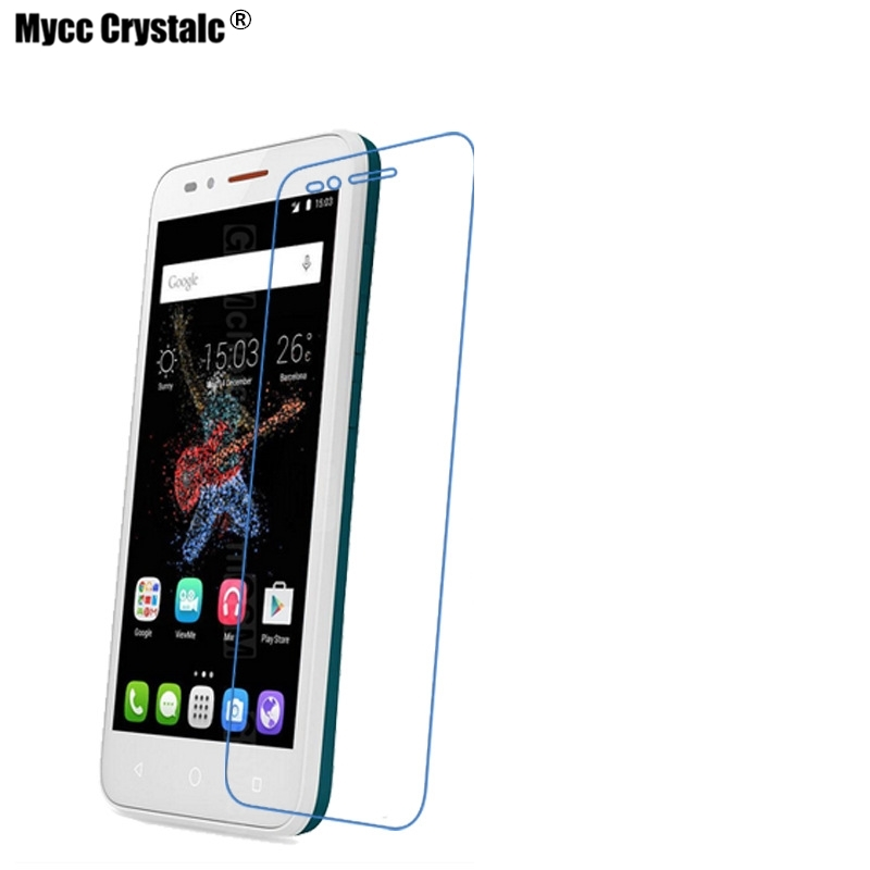 Soft Glass Protective Film Nano Explosion-proof For Alcatel one touch go play <font><b>7048x</b></font> Screen Protector Film image