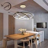 Современная Новинка алюминий окрашены подвесной светильник светодио дный 220 В ар деко подвесной светильник для спальни гостиная, кухня рес