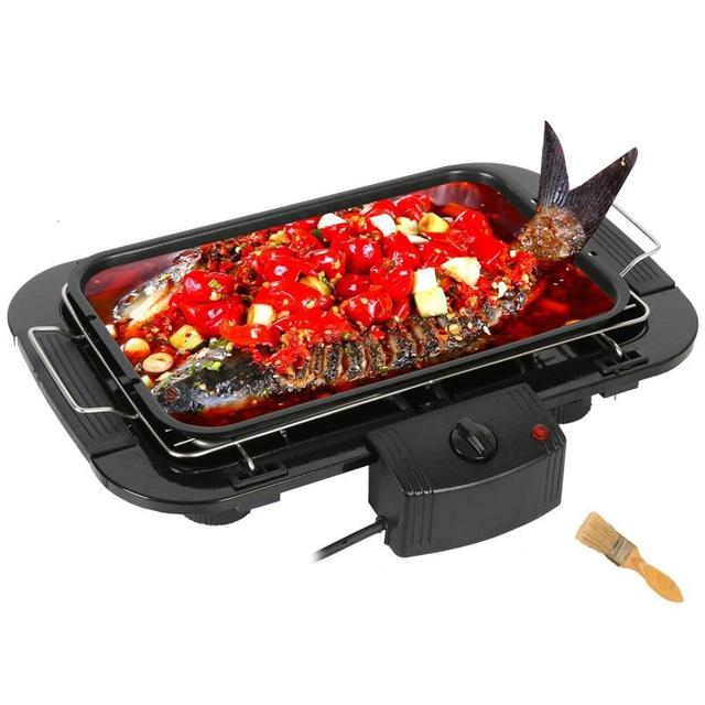 kebab roast household steak meat kitchen cooking electric tool baking pan grill hotplate roaster barbecue machine bbq oven