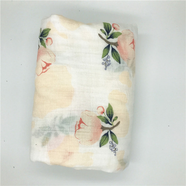 baby blanket cotton baby muslin swaddle blanket quality better than Aden Anais Baby Multi-use cotton Blanket Infant  Wrap