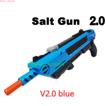 12 types Creative Bug Salt gun Pepper Bullets Blaster buster insect Airsoft for Blow killer fly Mosquito Toy Gift laser aiming adjustable mandoline slicer professional grater