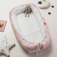 2019 Baby Bassinet For Bed Portable Baby Lounger For Newborn Crib Breathable And Sleep Nest