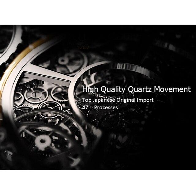 AESOP Ceramic Couple Watch Women Men Sapphire Crystal Lovers Quartz Wristwatch Ladies Clock Montre Femme Relogio Feminino Box 27