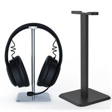 Universal Detachable Headphone Stand Headset Display Shelf Holder Aluminum Earphone Hanger Bracket Accessories