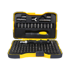 101 in 1 Screwdriver Set Multifunction Household Essential Tools Kit Home Appliances Auto Car Repair Maintenance DIY Hand Tool jakemy 72 in 1 screwdriver set magnetic adjustable electrical household auto car mechanic repair hardware tools kit jm 6109 6110