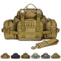 New Large Big Tablet Camera Gear Military Shoulder Tote Bag Super Travel Waist Bag
