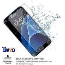 4pcs/lot 0.26mm 9H Tempered Glass Film Explosion Proof Screen Protector For Samsung Galaxy S7 S6 S5 S4 S3 mini Note 5 4 3 2 Film(China)
