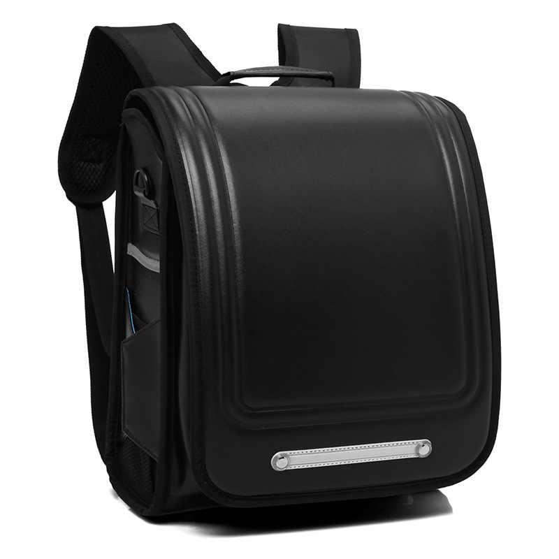 Новое поступление Детские ортопедический школьный портфель дети рюкзак для девочек и мальчиков студентов Bookbags Японии ПУ японский Randoseru
