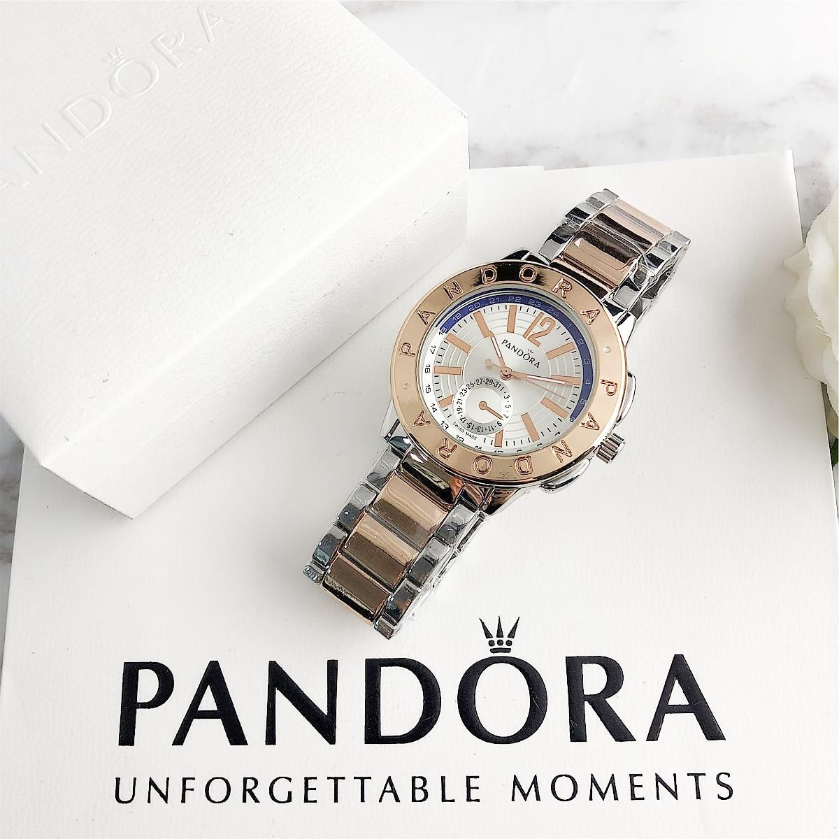 pandora watch Women Watches pandora bracelet charms silver 925 original Luxury Ladies Watch For Women reloj mujer saat relogio