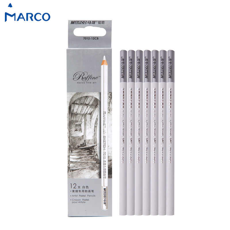 Detail Feedback Questions about Marco Raffine Sketch Pencils