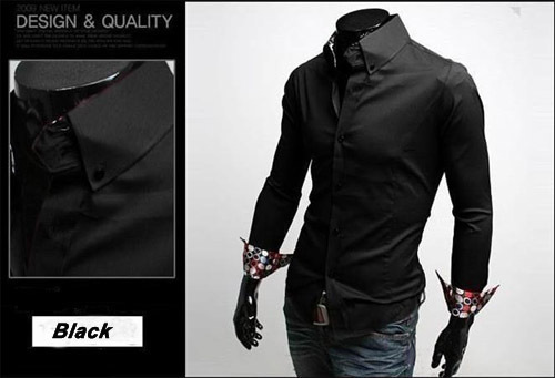New Black Shirt | Is Shirt