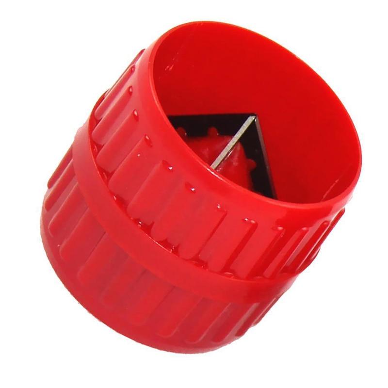 Mayitr 3mm-38mm Manual Pipe Reamer Inner Outer PVC Copper Tube Deburring Plumbing Reamer Tool