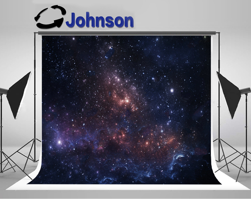 Space Night Sky Stars Nebula backdrop wall photography studio background