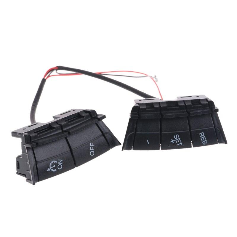 Voiture OEM régulateur de vitesse système interrupteur Kit contrôle de vitesse volant bouton pour Ford Focus 2005 2009 2011 an