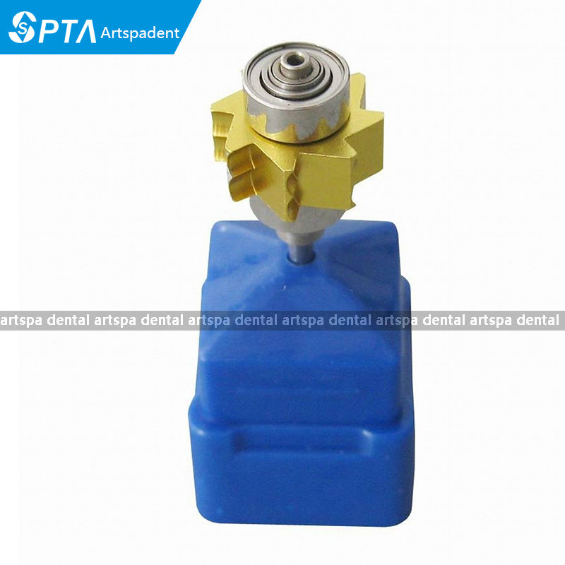 Dental Cartridge Turbine for High Speed Handpiece W&H 198 TOP AIR 198/898 top high speed full teeth piston