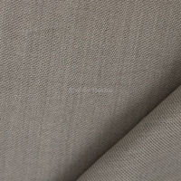 BLOCK EMF Silver Bamboo Fiber Fabric Used For Conductive Home Textile