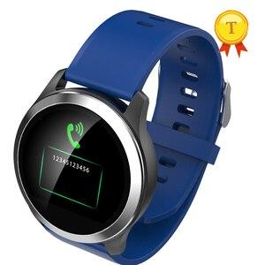 Image 4 - Preciso ppg + ecg pressão arterial relógio inteligente rastreador de freqüência cardíaca monitor inteligente esporte relógio de pulso inteligente pulseira de fitness rastreador banda