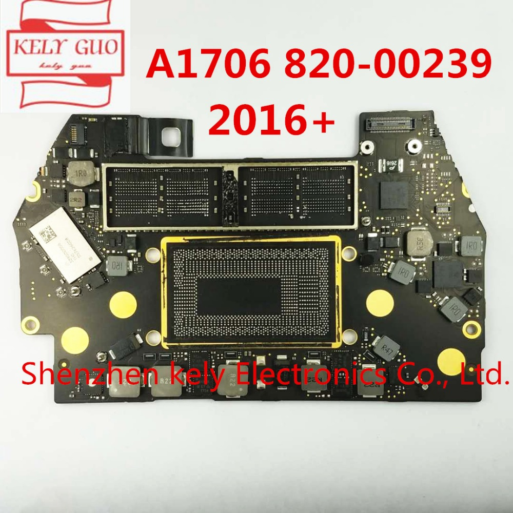 2016years 820 00239 09 820 00239 Faulty Logic Board For macbook pro A1706 repair
