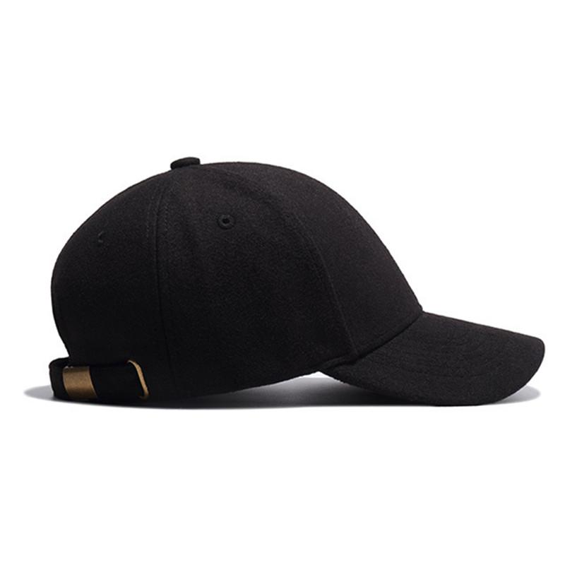 black trucker hat 5