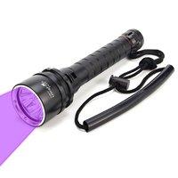 UV Light Ultraviolet Flashlight Diving Flashlight Black Light UV LED Llights CREE Q5 5 LED 395NM 410NM LUZ Torch Flashlight