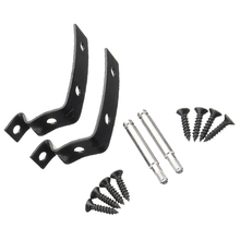 1 Set Car Glove Box Lid Hinge Snapped Repair Kit Z Bracket For Audi A4 S4 RS4 B6 B7 8E High Quality