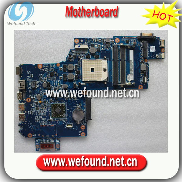 ФОТО 100% Working Laptop Motherboard for toshiba L875D H000043850 Series Mainboard,System Board