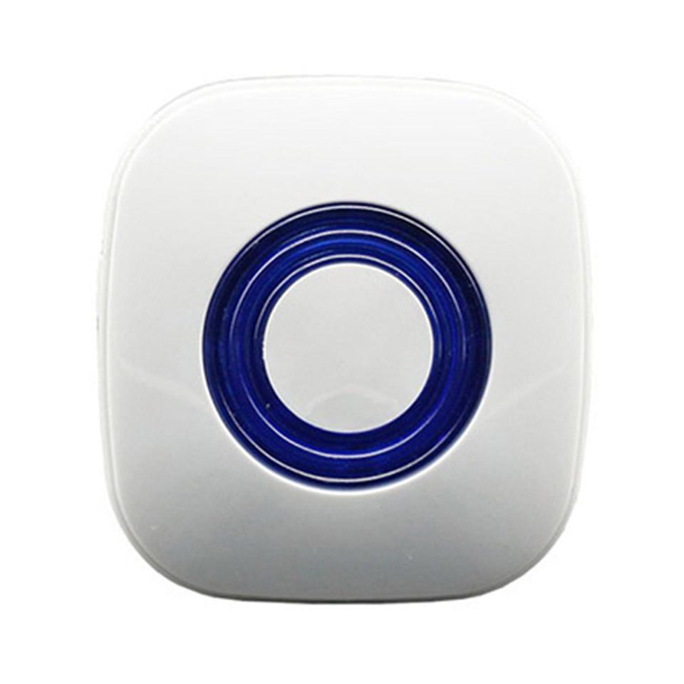 Купить с кэшбэком WIFI 433MHz Learning Code eBELL Dingdong Chime Wireless Indoor Doorbell Home Matching for ATZ DBV01P/3P/4P-433Mhz Video Intercom