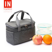 Portable Lunch Box Bag For Women 2019 New Breakfast Insulated Food Bag