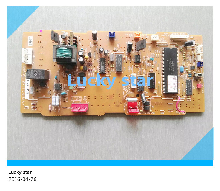 95% new for Air conditioning board circuit board EC9972B FVY P J140-560AB computer board good working