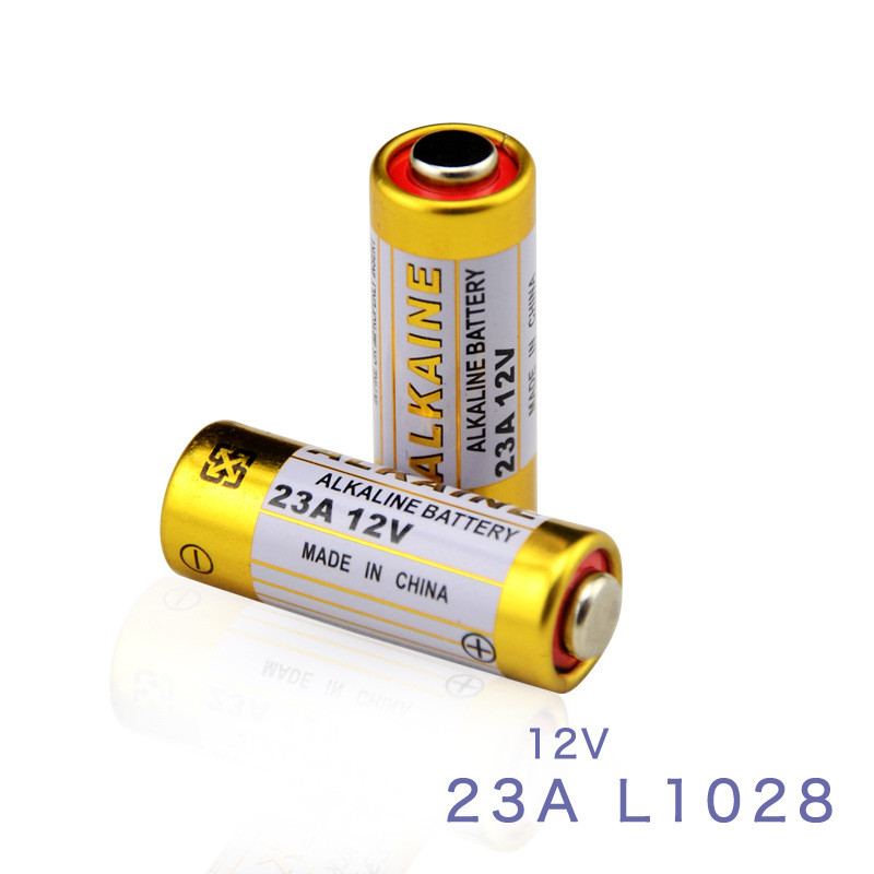 5pcs Free freight 23A 12V Alkaline Battery For Doorbell Remote Control Flshalight Batteries
