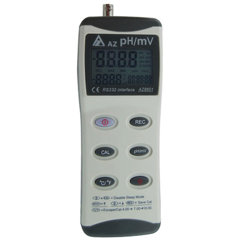 BHTS-Az Ph Meter Tester Range 0.00~14.00 Portable Water Quality Meter With Temperature Tester Az8601BHTS-Az Ph Meter Tester Range 0.00~14.00 Portable Water Quality Meter With Temperature Tester Az8601