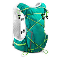 Newly Fashion Sport Vest Bag Breathable Big Capacity Backpack Men And Women Marathon Running Bicycling Water Bottle Bags FMS19