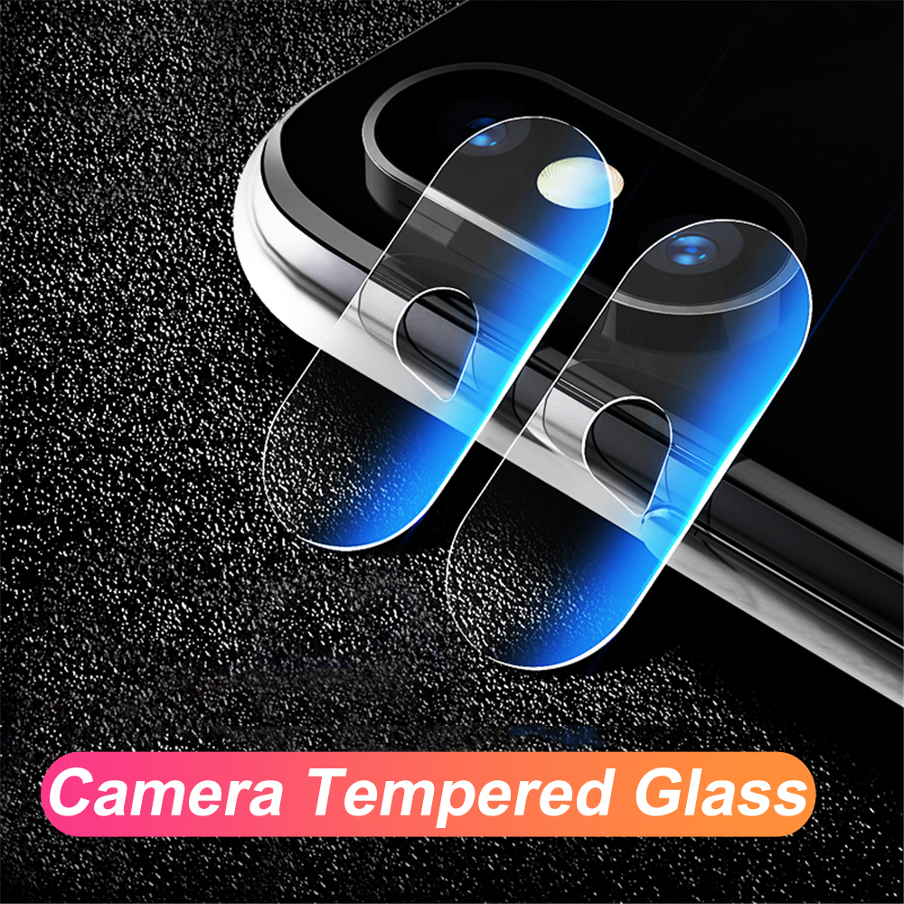 WK Camera Lens Protective Protector For IPhone XS Max XR X 8 7 6 6S Plus Samsung Galaxy Note 9 S9 S8 S7 Edge Tempered Glass Film