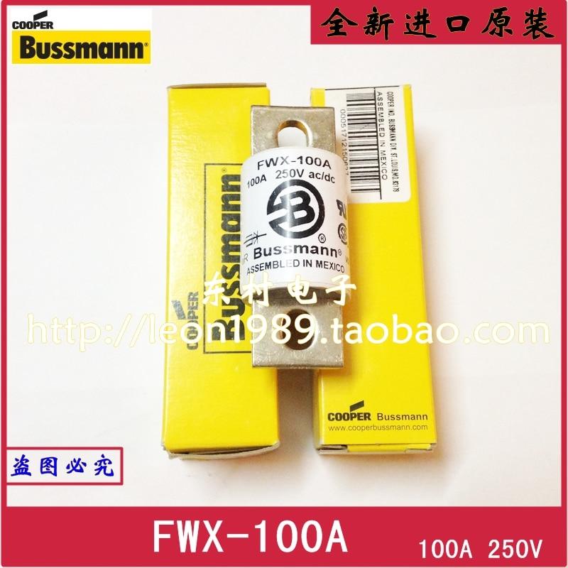 [SA] NOUS Bussmann Fusibles FWH-35A FWH-40A FWH-50A FWH-60A FWH-80A FWH-90A FWH-100A FWH-125A FWH-150A FWH-200A 500V fuse-5PCS/LOT