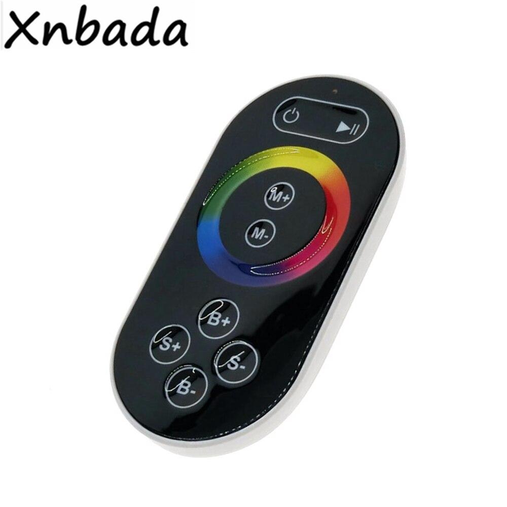 WF100 rvb Wifi Led de contrôle avec télécommande Led Iphone Android téléphone Mobile Wifi variateur de couleur réglage de la température - 3
