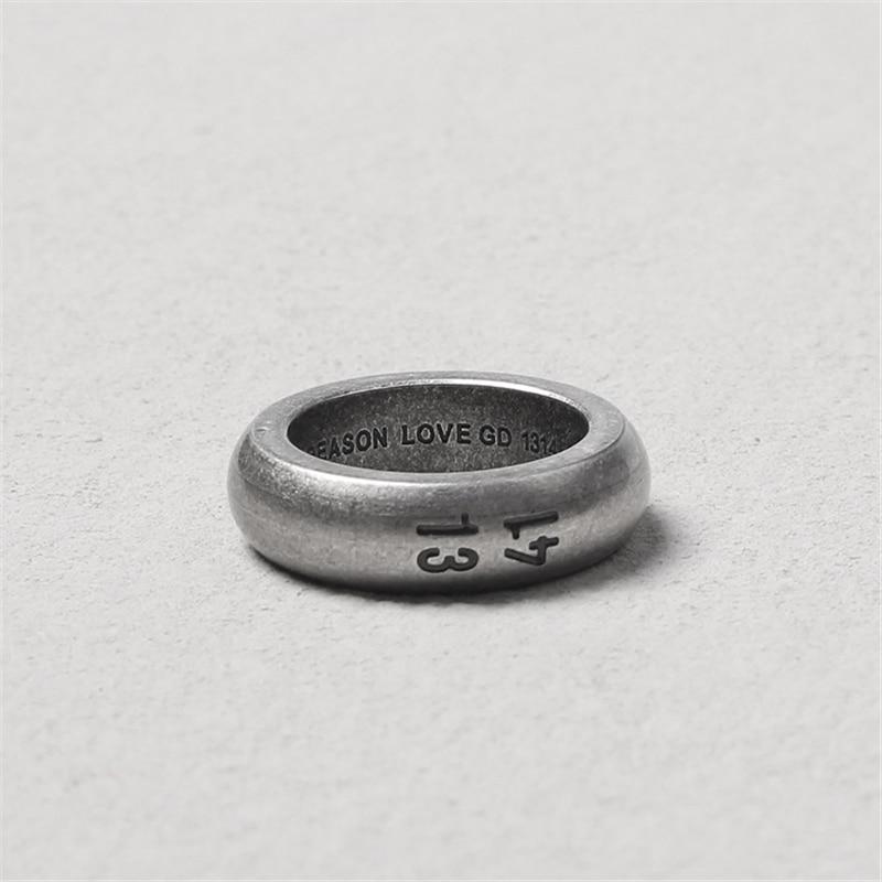 Купить мужской комплект ювелирных изделий из кольца и браслета нержавеющей