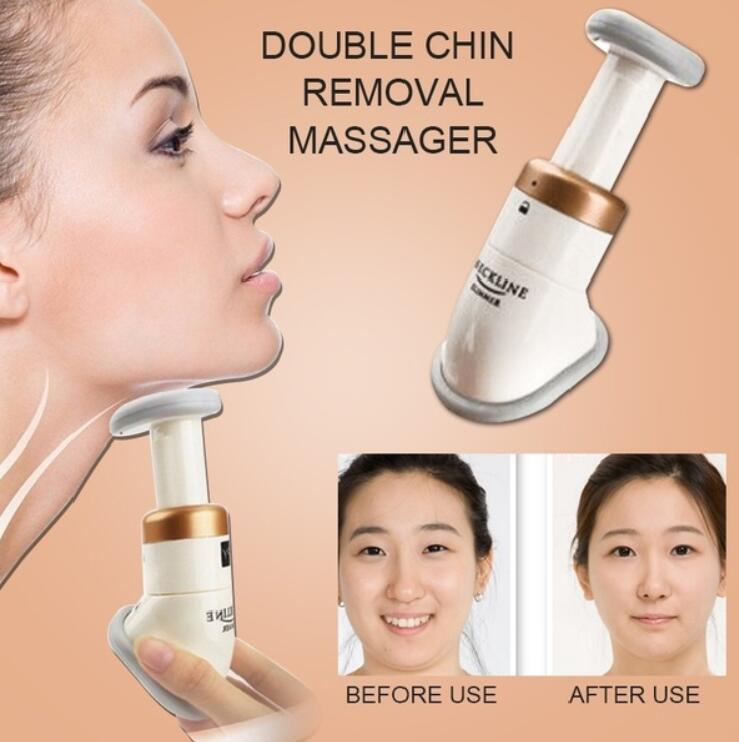 Kinmassage Delicate nek Slanker Halslijntrainer Verminderen Double Thin Wrinkle Removal Jaw Body Massager Face Lift Tools