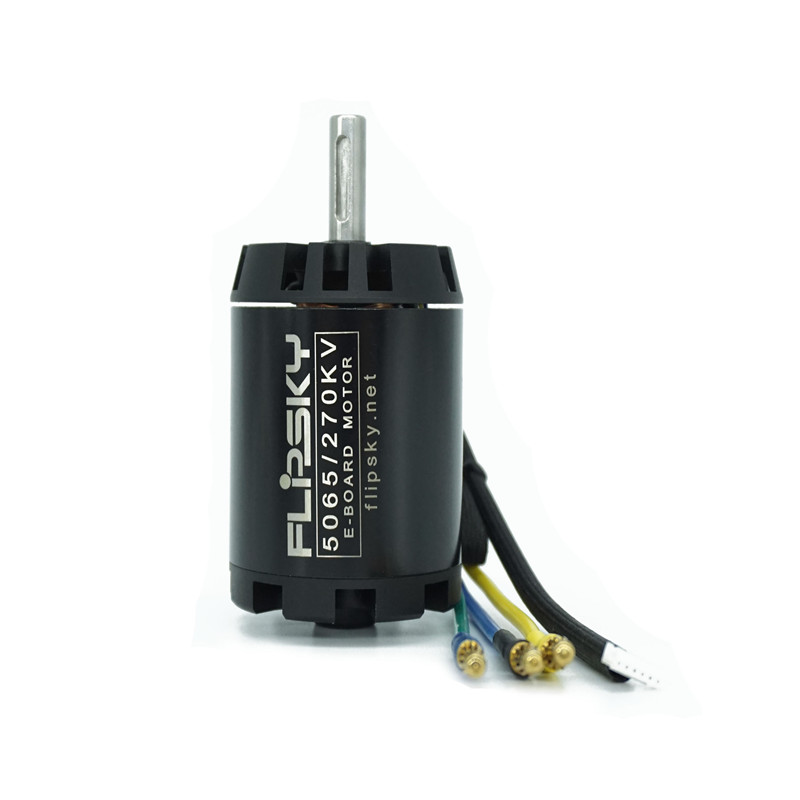 HGLRC-Flipsky 5065 270KV 1550W Brushless Sensored Motor Shaft 8mm for Electric Skateboard Rc Model цена