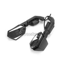 Motorcycle Rearview Mirror LED Turn Signals ZX10R 2008-2011 ZX6R 2005-2008 2005 2006 2007 2008 motorcycle chrome gear shift pedal lever for kawasaki ninja zx10r 2006 2010 zx6r 2005 2011