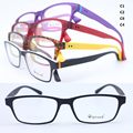 Wholesale 7221 lightweight high classic TR90 square shape with changeable temple full-rim optical frames free shipping