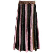 retazos a Vintage falda