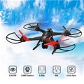 Jjrc x1g 5.8g 6-axis fpv com 600tvl câmera brushless rc quadcopter rtf 2.4 ghz