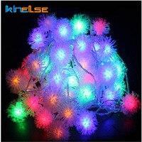 Holiday Light 10M 80 LEDs 220V Waterproof Outdoor LED String Lights Christmas Light Holiday Wedding Birthday
