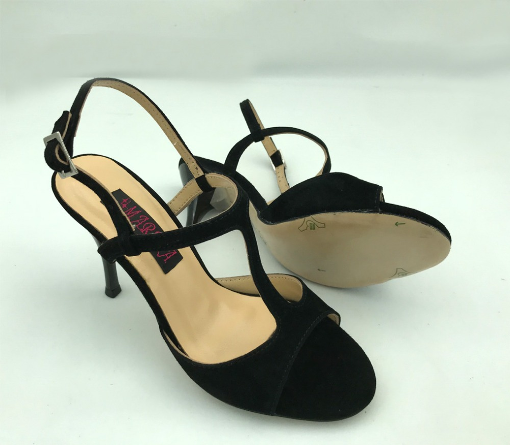 Comfortable and Fashional Argentina Tango Dance Shoes Party Shoes Wedding Shoes leather outsole T6281BS