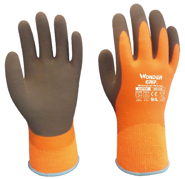 Image 5 - Wonder Grip Safety Gloves Safety Glove Fully Immersed Water Proof Gloves Cold proof Waterproof Winter Work Gloves-in Safety Gloves from Security & Protection