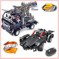 SGS & CE & 3C Alta Qualidade Blocos de Construção Do Carro 8008 Modelo de Controle Remoto Sem Fio Brinquedo Do Carro Do RC Do Carro Controlador para o Modelo Dom Brinquedos