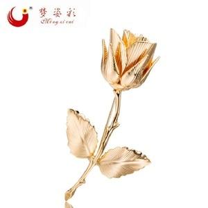 MZC брендовые уникальные высококачественные Броши с розами, золотой цвет, из металла, с букетом, для женщин, для свадебного платья, корсажа, Бр...