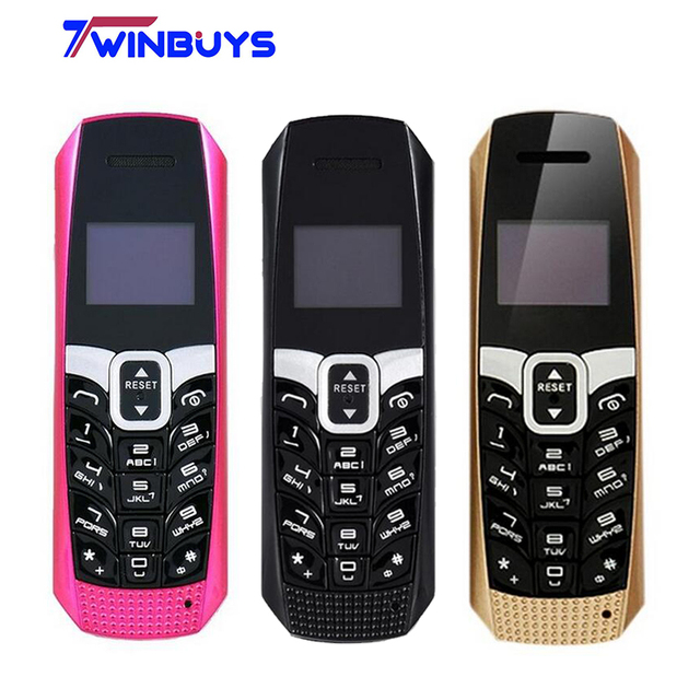 mini telefono cellulare cambia voce  LONG CZ T3 mini telefono cellulare bluetooth 3.0 dialer Rubrica/SMS ...