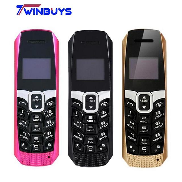 LONG CZ T3 mini telefono cellulare bluetooth 3.0 dialer Rubrica/SMS ...