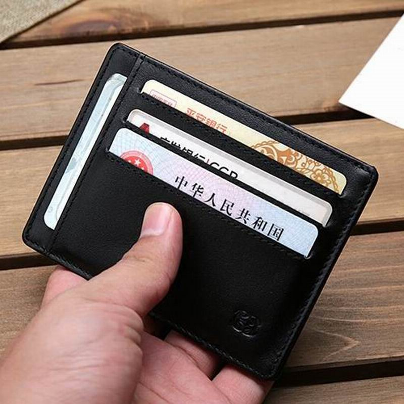 High Quality Driver License Holder Genuine leather credit card case mens card holder fashon travel case small ID holders Q2679